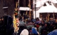 Palm Sunday in Tokarnia