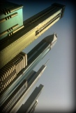 Rose Rayhaan by Rotana (blue & silver tower)