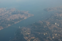 Istanbul and Bosphorus