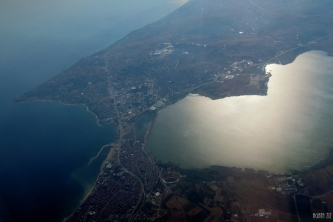 Istanbul (Tepecik, Büyükçekmece, Büyükçekmece Lake) and Sea of Marmara