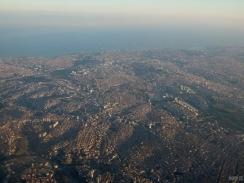 Istanbul and Sea of Marmara