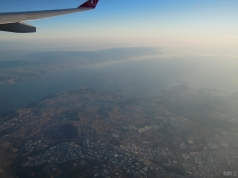 Istanbul and Sea of Marmara