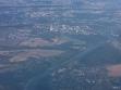 Vltava river and Prague