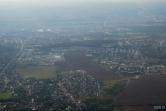 Czechia from above: around Prague