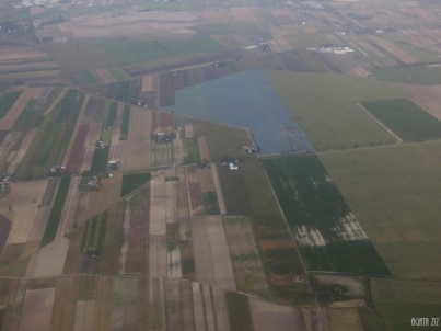 Poland from above
