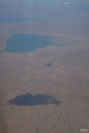 Turna Lake, Erçek Lake, Van Lake