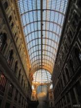 Naples, Italy - Galleria Umberto I