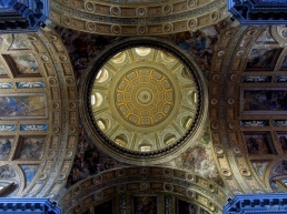 Chiesa del Gesù Nuovo - Naples, Italy