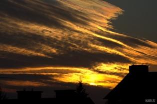 Sunset - Poland