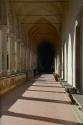Santa Chiara complex: majolica cloister