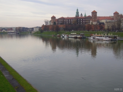 Wawel Royal Castle - Krakow, Poland