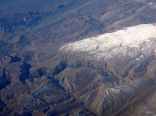 Iran from above