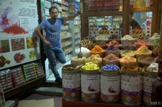 Spice souk - Dubai, UAE