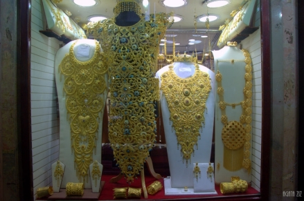 Gold souk - Dubai, UAE