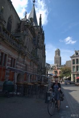 Zwolle: Peperbus tower