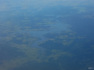 Lipno Lake, Czechia