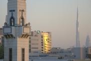 In Oud Metha, Dubai: Burj Khalifa