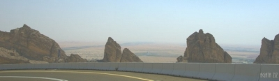 Jebel Hafeet Mountain Road