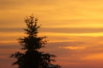 Sunset- Poland