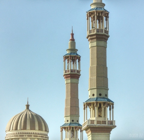 In Ras Al Khaimah