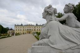 Branicki Palace and Garden, Białystok, Poland