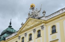 Branicki Palace, Białystok, Poland