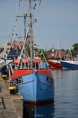 Jastarnia Port
