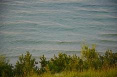 Jastrzębia Góra cliffs - Baltic Sea