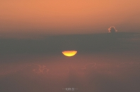 Sunset in Jastrzębia Góra