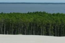 Słowiński National Park: dunes and Łebsko lake