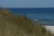 Słowiński National Park: dunes and Baltic Sea