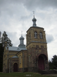 Orthodox Church of St. Anna - Królowy Most, Poland
