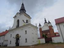 Monastery in Supraśl, Poland