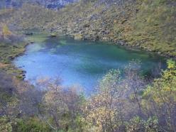 Ásbyrgi: Botnstjörn lake