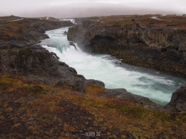 Geitafoss and Goðafoss (Godafoss)