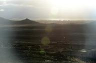 Mývatn lake from Mývatn Nature Baths