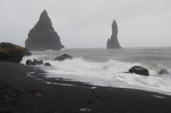 Reynisfjara beach and Reynisdrangar