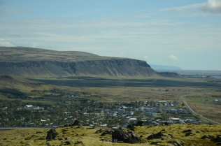Iceland: Southern Region - Selfoss town
