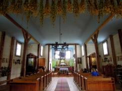 At the Herbal Corner / Ziołowy Zakątek - church