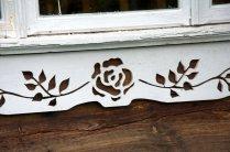 At the Herbal Corner / Ziołowy Zakątek - rose café