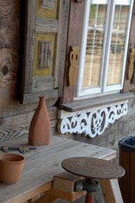 At the Herbal Corner / Ziołowy Zakąte - pottery