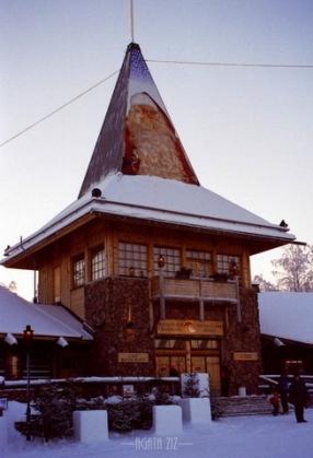 Santa Claus' House