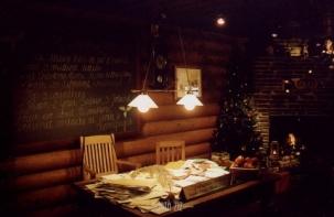 Santa Claus' Office