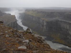 Jökulsárgljúfur canyon and Dettifoss
