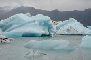Jökulsárlón: Glacier Lagoon
