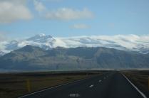 Hvannadalshnúkur and Öræfajökull