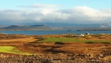 Mývatn lake and Hverfjall volcano