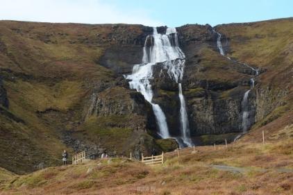 Rjúkandafoss (Rjukandi Waterfall)