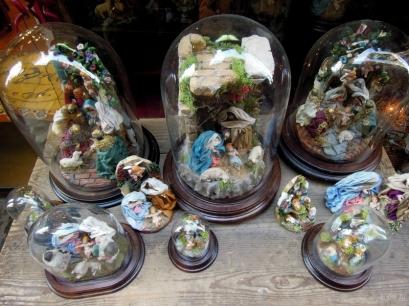 Naples: presepi