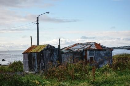 Reykjavík: Grímsstaðavör old fishing sheds